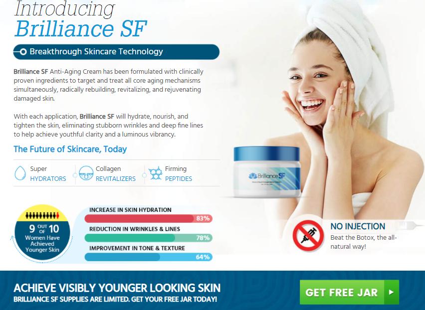 Brilliance New Skin Cream