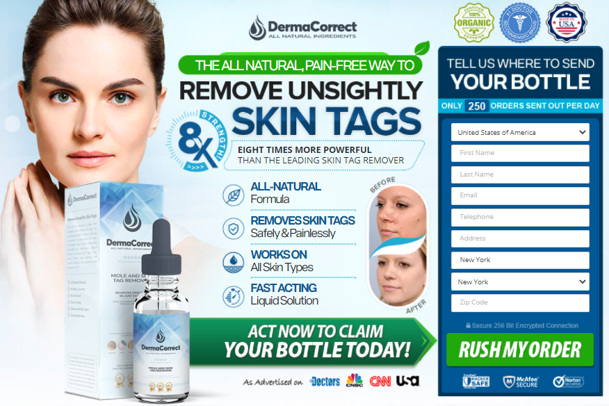 DermaCorrect Skin Tag France