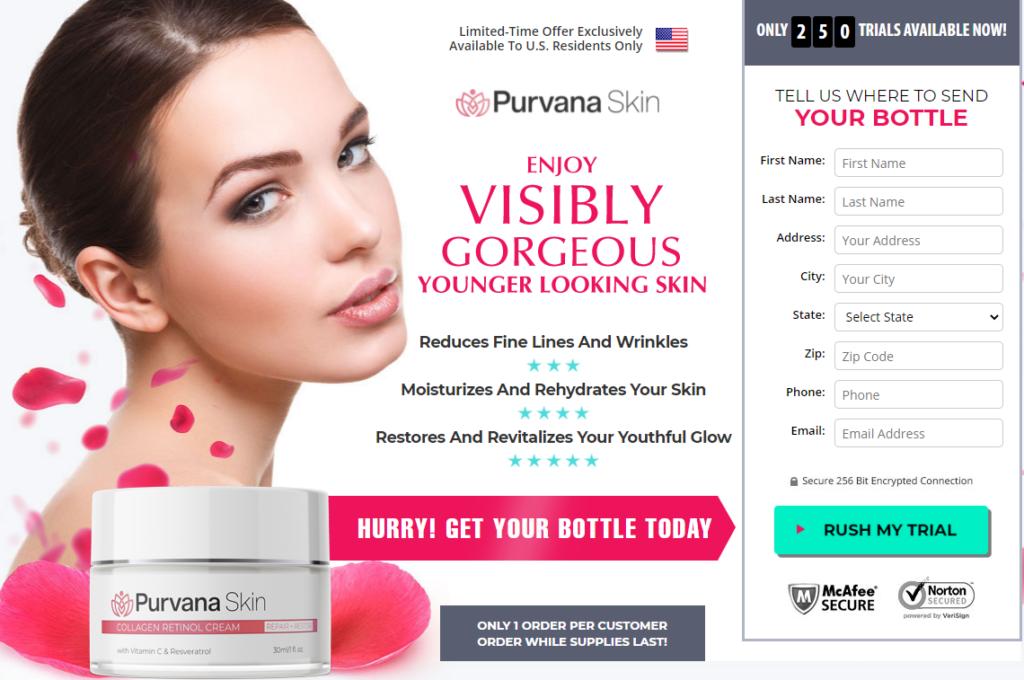 purvana skin Cream
