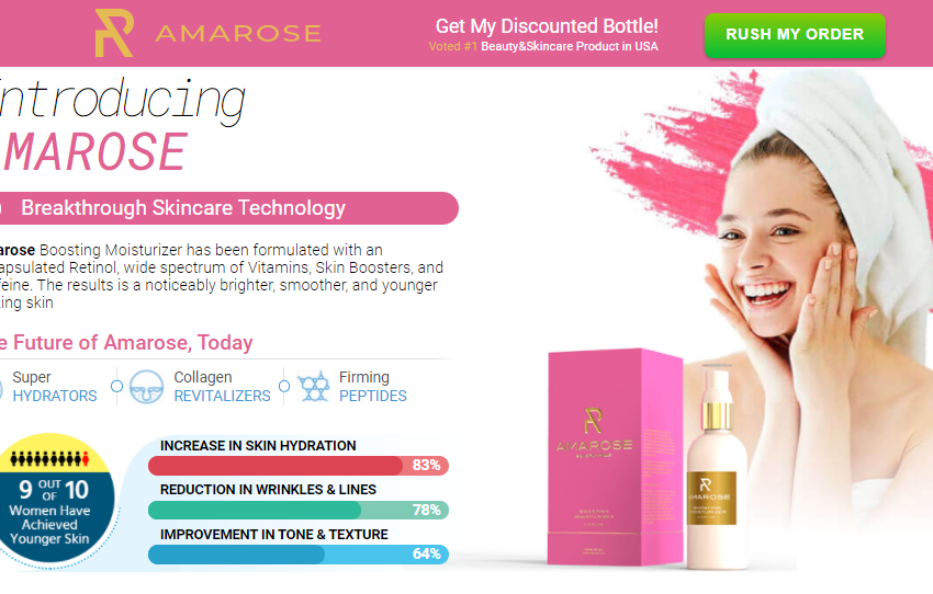 Amarose Boosting Moisturizer